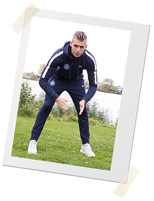 Personal Training - Sven Meuwsen - squats